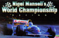 Nigel Mansell's World Championship Racing - Super Nintendo